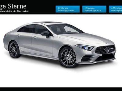 gebraucht Mercedes CLS350 d 4MATIC Aut.