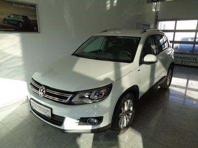 gebraucht VW Tiguan Lounge TSI