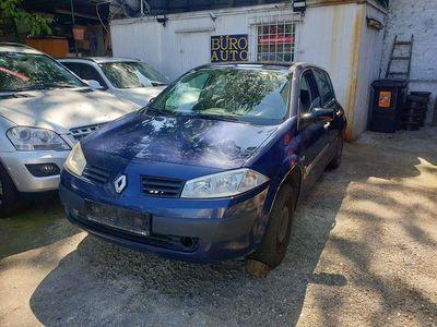 gebraucht Renault Mégane Expression Komfort 1,5 dCi mit Panoramadach **MotoSchade*** Limousine
