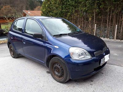brugt Toyota Yaris 1,0 VVT-i Klein-/ Kompaktwagen,
