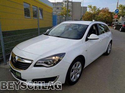 gebraucht Opel Insignia ST 1.6 CDTI Ecotec Edition Aut. Navi, Automatik, Sportsitze,