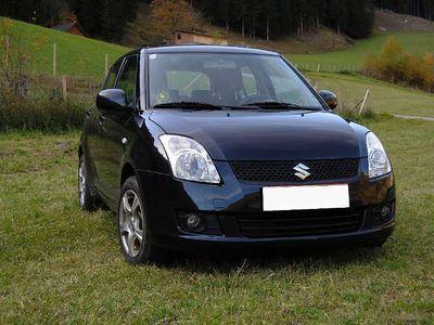 gebraucht Suzuki Swift Swift1,3 GL special 4WD / Pickerl neu Klein-/ Kompaktwagen