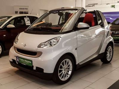 gebraucht Smart ForTwo Cabrio passion cdi softouch DPF