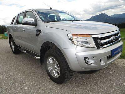 gebraucht Ford Ranger 2,2 TDCI Limited netto 19.125,-, Leder, Alu, AHK,