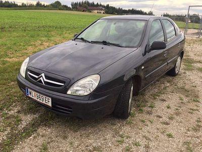 gebraucht Citroën Xsara 2,0 HDI Klein-/ Kompaktwagen