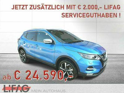 gebraucht Nissan Qashqai 12 Tekna Plus *ab € 24.590-* Tekna+
