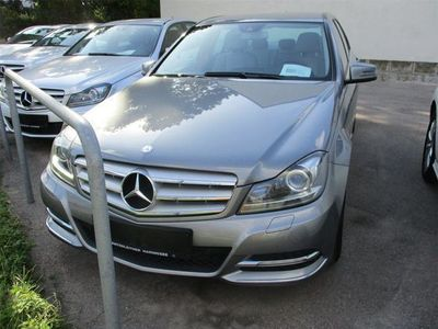 used Mercedes C180 CDI Avantgarde BlueEfficiency