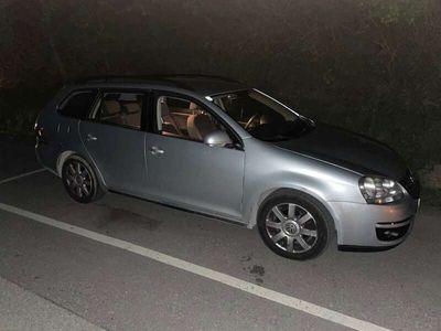 gebraucht VW Golf Variant BlueMotion Comfortline 1,9 TDI DPF