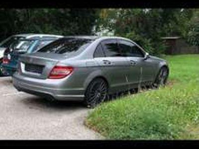 gebraucht Mercedes C350 Avantgarde CDI Aut.
