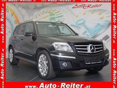 gebraucht Mercedes GLK320 CDI 4MATIC Aut. *LEDER, XENON, NAVI*
