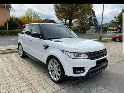 gebraucht Land Rover Range Rover Sport 3,0 TDV6 HSE Dynamic SUV / Geländewagen