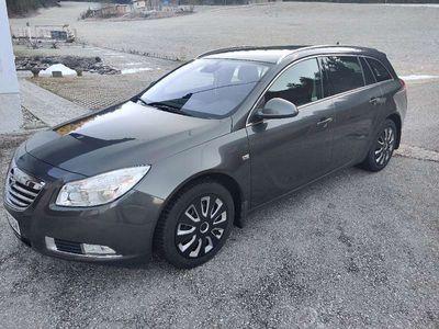 gebraucht Opel Insignia ST 2,0 Edition CDTI DPF Allrad Kombi / Family Van