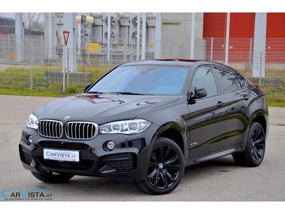 gebraucht BMW X6 xDrive40d Sport Activity Coupé Aut. M-Paket