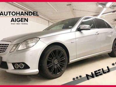 gebraucht Mercedes E220 CDI BlueEfficiency - NEUES Pickerl bis 08/2021