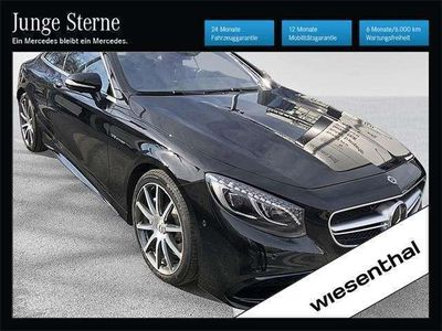 gebraucht Mercedes S63 AMG AMG 4MATIC Coupe Aut.