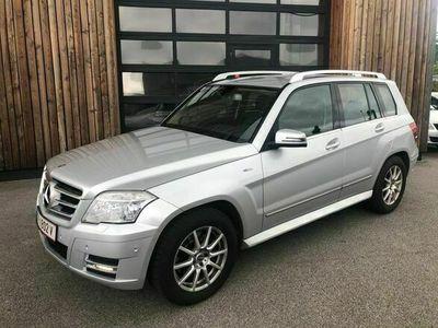 gebraucht Mercedes GLK220 MercedesCDI BlueEfficiency Aut.