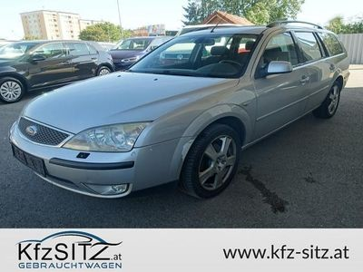used Ford Mondeo Traveller Ambiente 2,0 TDCi