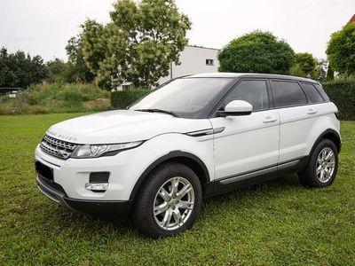 gebraucht Land Rover Range Rover evoque Pure 2.2 eD4 SUV / Geländewagen