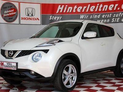 gebraucht Nissan Juke 1,2 DIG-T Acenta SUV / Geländewagen,
