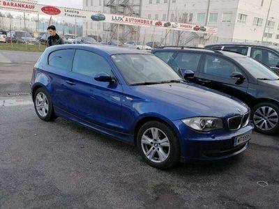 gebraucht BMW 120 1er Aut.