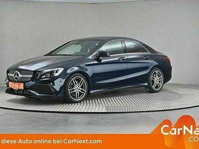 gebraucht Mercedes 220 CLA Klasse4Matic Aut. (909578)