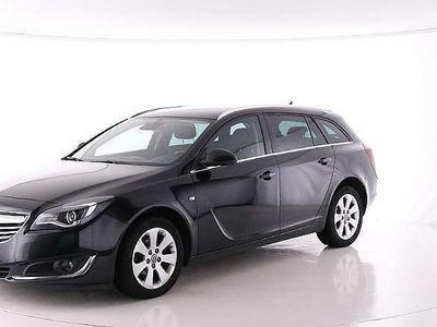 gebraucht Opel Insignia ST 2,0 CDTI Ecotec Allrad Edition Star... Kombi / Family Van,
