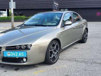 gebraucht Alfa Romeo 159 Pickel bis Februar 2022+4 Monate!