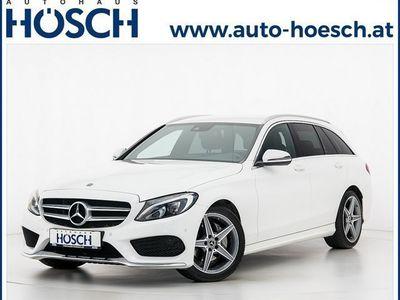 gebraucht Mercedes 220 CKombi AMG-Line Aut LP: 60.462.- €