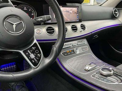 gebraucht Mercedes E220 E-Klasse E Klasse T ModellKombi Kombi / Family Van