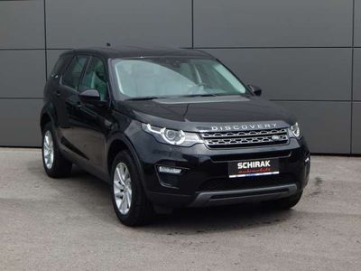 gebraucht Land Rover Discovery Sport 2,0 TD4 150 4WD SE Aut. SE