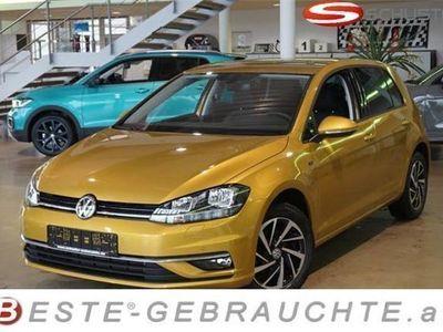 gebraucht VW Golf VII TSI 1.0 BMT DSG Join Navi AHK ACC Licht&S