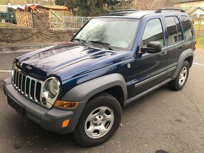 gebraucht Jeep Cherokee 3,7L Liberty SUV / Geländewagen