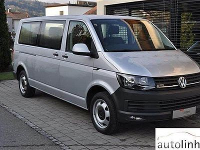 gebraucht VW Multivan T6 T6 LR TDI 4mot APPCONNECT+SITZHZG, 150 PS, 5 Türen, Schaltgetriebe