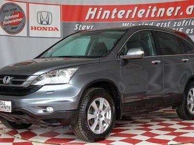 gebraucht Honda CR-V 2,2i-DTEC Lifestyle //ERSTBESITZ//