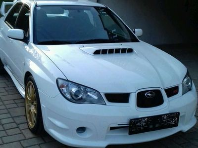 gebraucht Subaru Impreza WRX STI Wide Body 2.2l Limousine