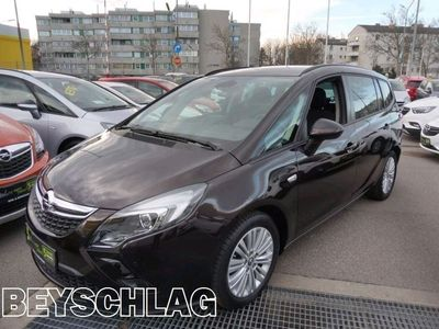 gebraucht Opel Zafira Tourer 1,4 Turbo ecoflex Österreich Ed. ... Kombi / Family Van