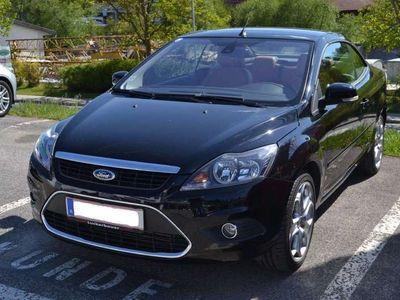 gebraucht Ford Focus Cabriolet CC Titanium 2,0 TDCi