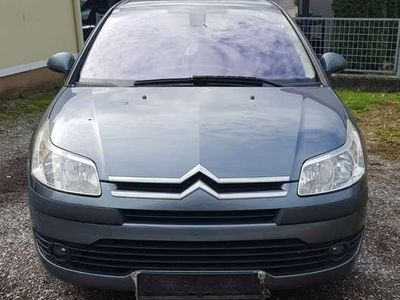 gebraucht Citroën C4 1,4 16V Family