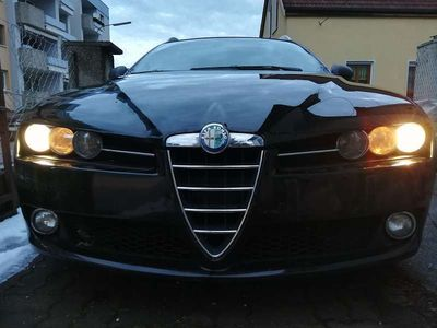 gebraucht Alfa Romeo 159 1,9 JTdM SW Kombi / Family Van,
