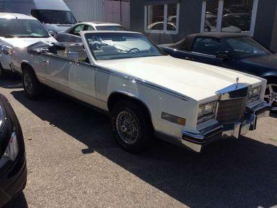 gebraucht Cadillac Eldorado Eldorado Convertible Benzin, 137 PS, 2 Türen, Automatik