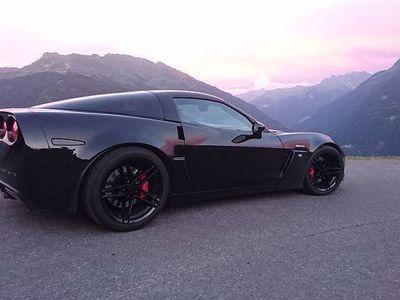 gebraucht Corvette Z06 C6Sportwagen / Coupé