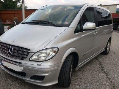 gebraucht Mercedes Viano Trend kompakt 2,2 CDI