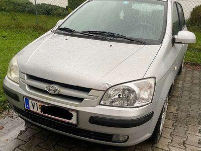 gebraucht Hyundai Getz 1,1GL Klein-/ Kompaktwagen