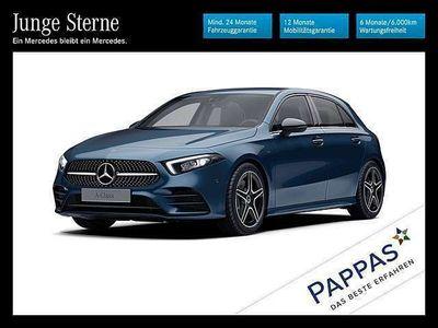 gebraucht Mercedes A250 A-Klassee PHEV Aut. Limousine