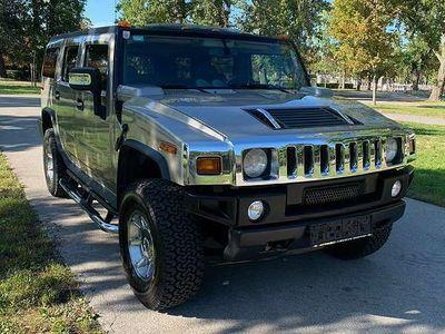 gebraucht Hummer H2 - V8 -Top SUV / Geländewagen