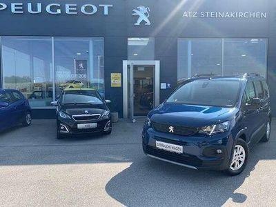 gebraucht Peugeot Rifter 1,5 BlueHDI 130 S&S GT Line