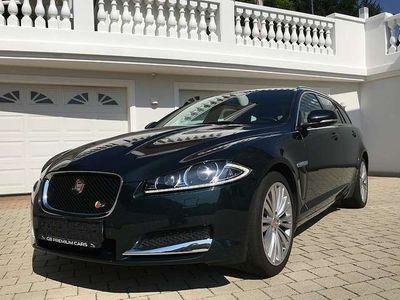 gebraucht Jaguar XF Sportbrake - 30d Portfolio mit 275PS*TOP-GEPFLEGT*