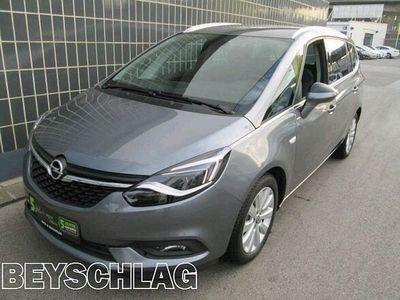 gebraucht Opel Zafira 1,6 Turbo Dir.Inj. Innovation Aut. Kombi / Family Van