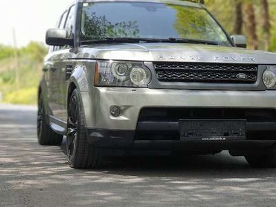 gebraucht Land Rover Range Rover Sport 3.0l SUV / Geländewagen,