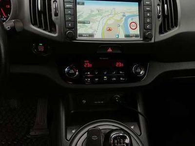 gebraucht Kia Sportage Active Pro 2,0 CRDi 4WD DPF